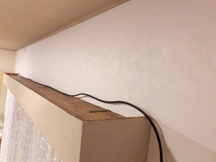 ビフォー アフター 壁紙 張り替え DIY セルフ リフォーム 猫のいる暮らし 初心者