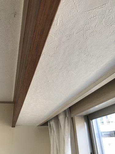 DIY #3 天井の張替え 練習を兼ねて小さいエリアを張り替えてみる