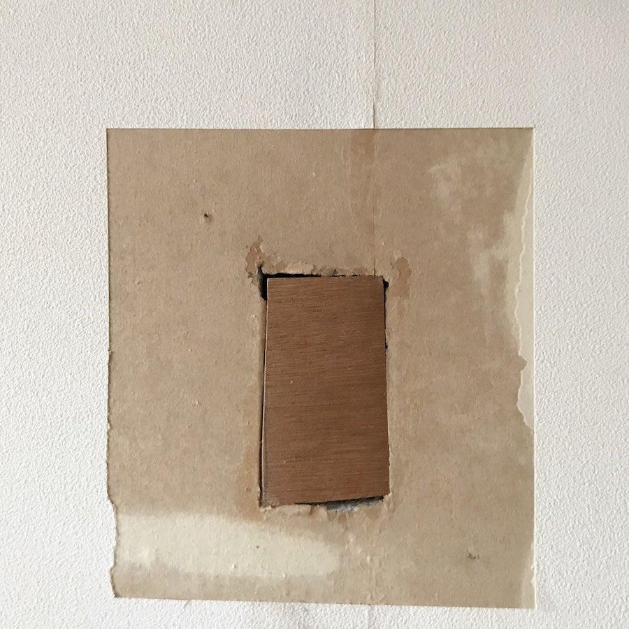 壁に空いた穴 修復 自分でできる 簡単DIY