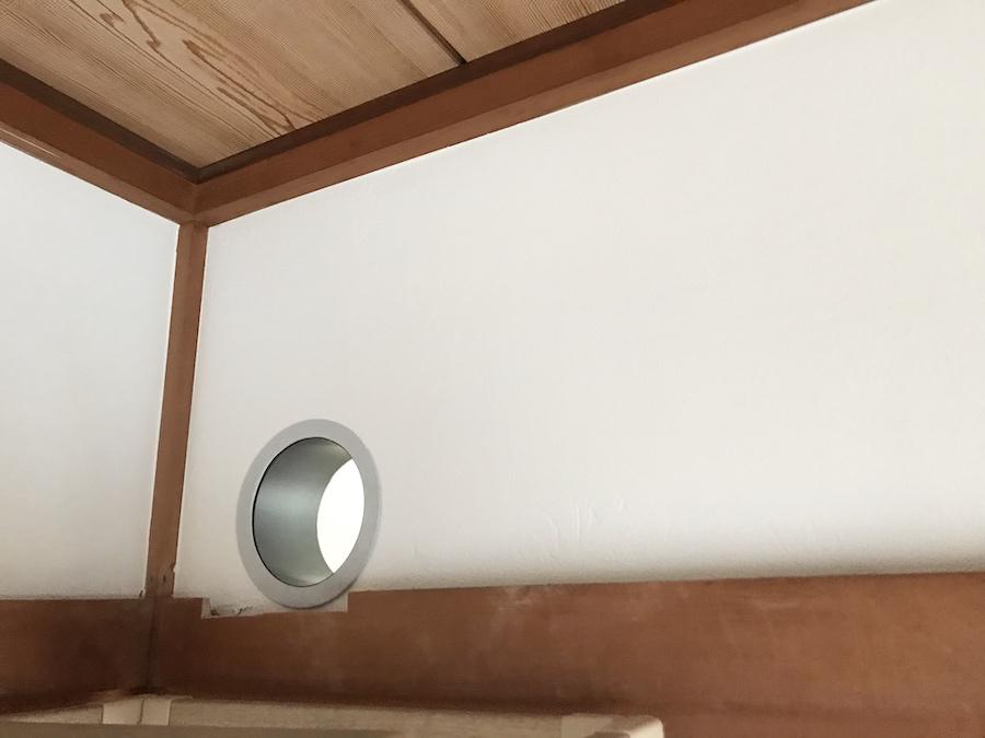 和室 キャットウォーク作り方 猫トンネル 自作 DIY キャットステップ