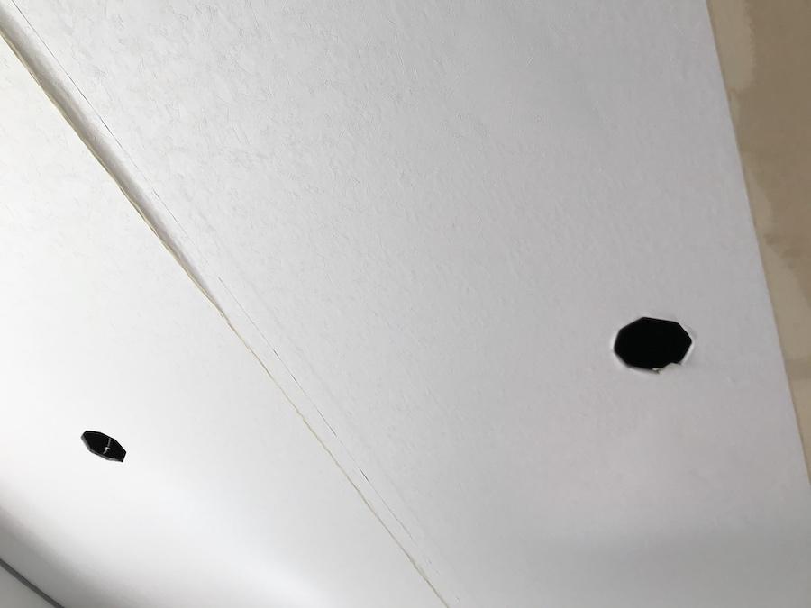 模様替え DIY 天井クロス張替えの方法