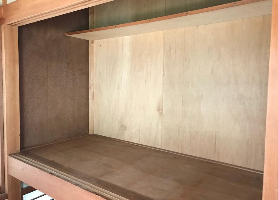 和室の押入れ 壁紙を貼る方法 DIY セルフリフォーム 簡単