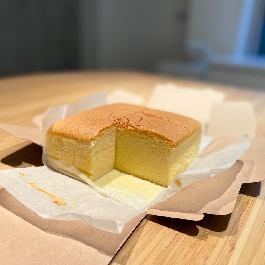 キミとホイップ 台湾カステラ 美味しい