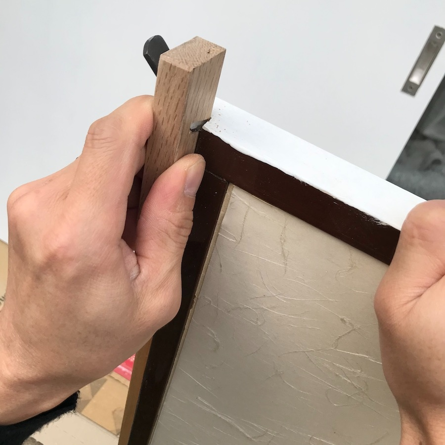 まめ鉋 DIY 使い方